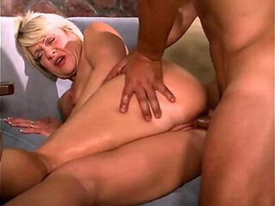Blonde anal sex | -anal-blonde-milf-