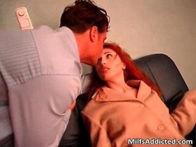 Incredible redhead sucks cock | -cock-incredible-mom-redhead-