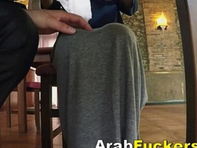 Hijab Wearing Refugee Swaps Hostel Stay For Blowjob | -arab-blowjob-