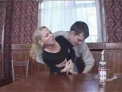 M f Tina chateau table | -russian-table-