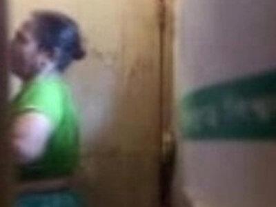 Deshi maid bath | -aunty-bathroom-maid-