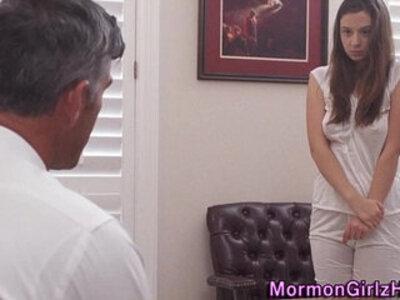 Amateur mormon les finger | -amateur-fingering-sister-