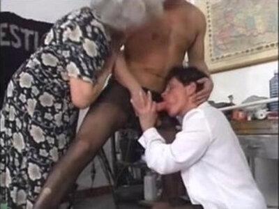 Granny Orgy | -granny-italian-orgy-