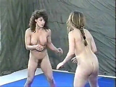 WW Christine Dupree vs Tina Antman wrestling and facesitting | -facesitting-wrestling-