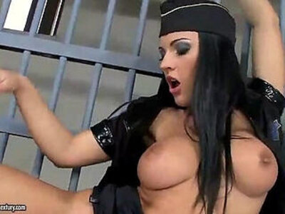 Horny Police Lesbians Pussy | -horny-lesbian-officer-punishment-pussy-