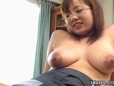 Busty babe pov fucked at home uncensored   -busty-homemade-japanese-office-pov-uncensored-