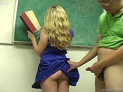 Teacher Cummed on students ass Full ally xvhsp | -ass-classroom-students-teacher-