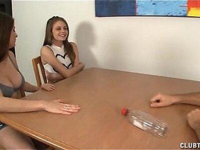 Two Teens give Handjob copy | -big cock-handjob-teen-