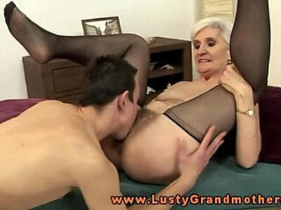 Blonde mature pussy eating | -blonde-granny-mature-pussy eating-