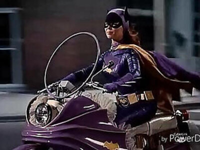 Batgirl Begins | -latex-