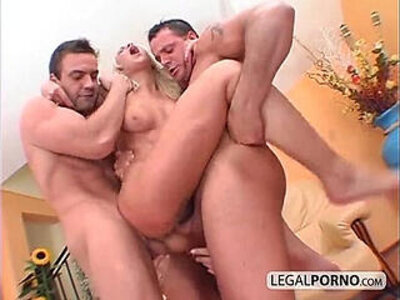 Two guys with big cocks fuck two horny lesbian babes HC | -babe-big cock-double-gay-horny-lesbian-