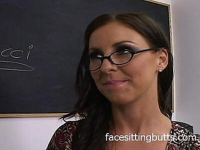 Substitute teacher turns out to be a whore | -teacher-whores-