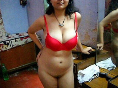 Bengali Indian Bhabhi Sexy Savita In Red Lingerie | -aunty-indian-lingerie-sexy-