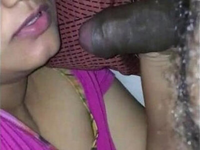 Married Indian Wife Sucking Boyfriend Cock   -aunty-boyfriend-bride-cock-indian-sucking-