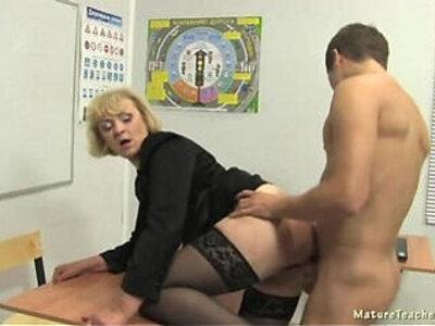 Russian mature teacher | -classroom-russian-teacher-