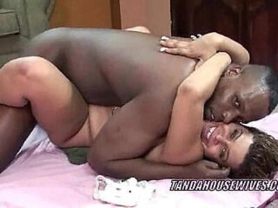 Latina getting fucked by a black dude | -angel-black-dude-ethnic-latin-