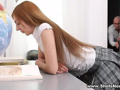 She is nerdy sexy ass student veronika fare fucked good | -ass-babysitter-nerd-sexy-students-