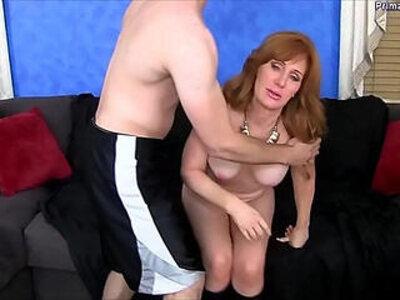 Freyas Son Takes Advantage | -son-woman-