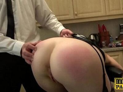 Assfucked british sub swallows maledom cum | -british-cum-cum swallow-swallow-
