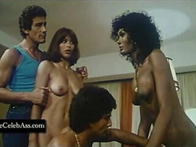 Lina Romay , Ajita Wilson and Kati Ballari Apocalipsis Sexual | -vintage-