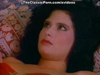Misty Regan, Rhonda Jo Petty, Jesse Adams in classic porn clip | -classic-vintage-