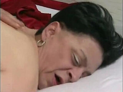 years old granny with nylons stocking | -granny-nylons-older-stockings-young-