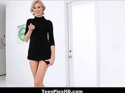 Blonde Teen Hailey Reed Creampie | -blonde-creampie-escort-
