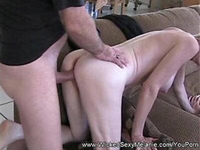 Double cock whore slut milf melanie   -cock-double-sluts-stepmom-whores-