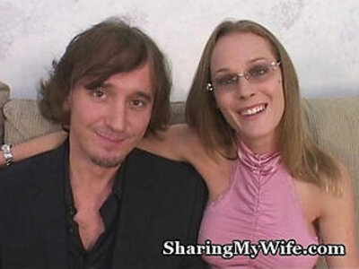 New Swinger Experience For Couple | -couple-glasses-swingers-