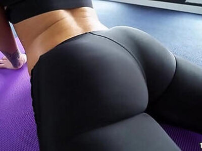 Big Round Ass Jada Stevens Takes Big Cock After Yoga | -big cock-round-yoga-